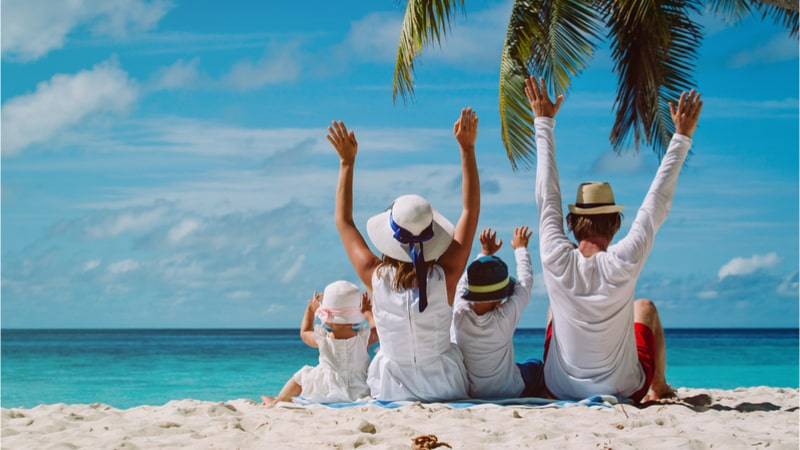 7 Best holiday destinations to visit with your kids