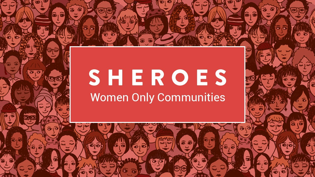Meet Sairee Chahal, the driving force behind SHEROES