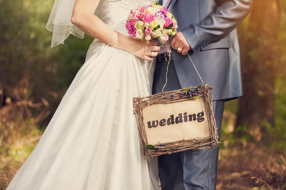 A step-by-step guide to planning your wedding on a budget
