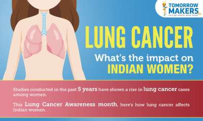 Lung Cancer: What is the impact on Indian women?