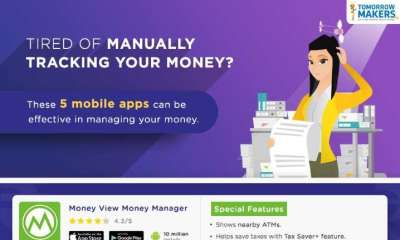 Tired of manually tracking your money? These apps can help
